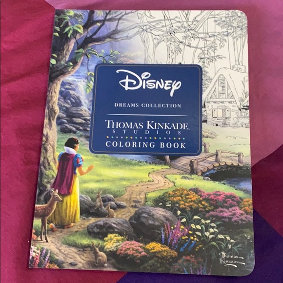 Disney | Adult Colouring Book